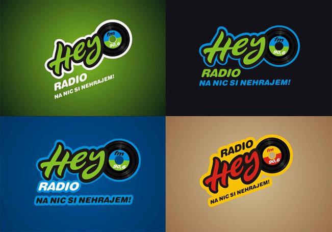 Logo Rádia HEY Miroslava Pýchy