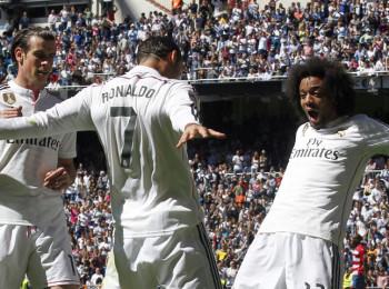 Finalista Ligy mistrů 2017 Real Madrid. Fotografii poskytla společnosti O2 Czech Republic
