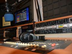 Vysílací studio Rádia Blatná. Foto: www.radioblatna.cz