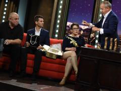 Andrej Hryc, Jan Vojáček a Barbora Maštrlová. Zdroj: FTV Prima