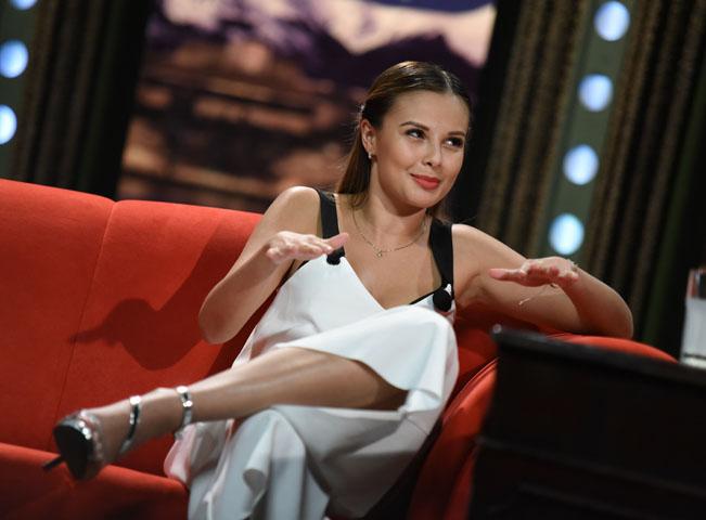 Show Jana Krause. Monika Bagárová. Fotografii poskytla FTV Prima