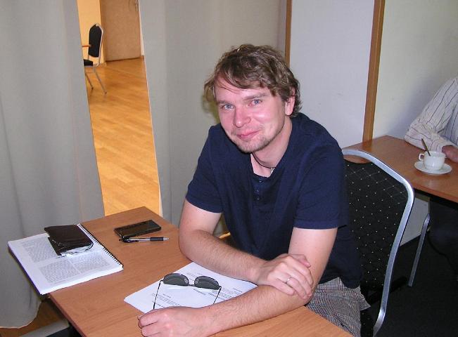 Tomáš Soldán, autor: SRT