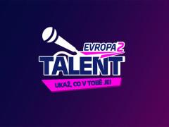 Logo projektu Evropa 2 Talent