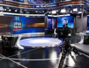 Multifunkční studio FOX News po rekonstrukci v roce 2016. Zdroj: Facebook profil FOX News Channel