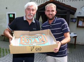 Jan Rosák a Libor Bouek. Foto: FTV Prima
