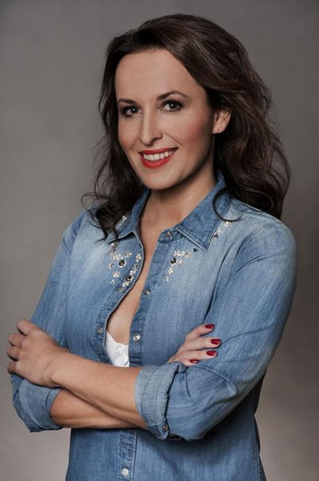 Lucie Šilhánová, zdroj foto: FTV Prima