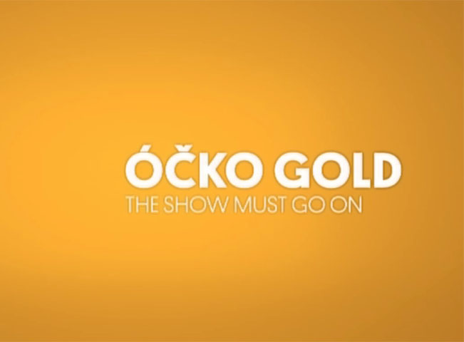Předěl ve vysílání hudební televize Óčko Gold