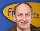 Jan Kraus na Frekvenci 1. Fotografii poskytla společnost Lagardere Active ČR / Rádio Frekvence 1