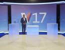 Rey Koranteng ve studiu Nova Duel. Foto: archiv TV Nova