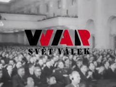 Logo televize WAR svět válek