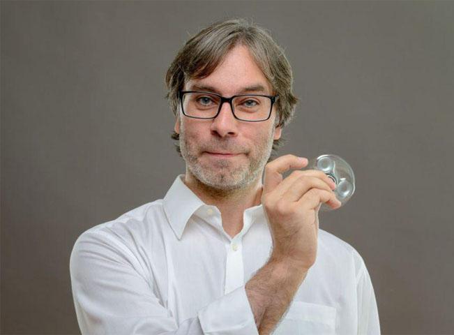 Petr Zettner, foto pro Český rozhlas: Khalil Baalbaki
