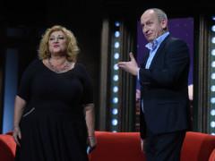 Halina Pawlowská v Show Jana Krause. Fotografii poskytla FTV Prima