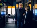 Miroslav Donutil a Tereza Hofová v seriálu Dáma a král. Foto: archiv TV Nova