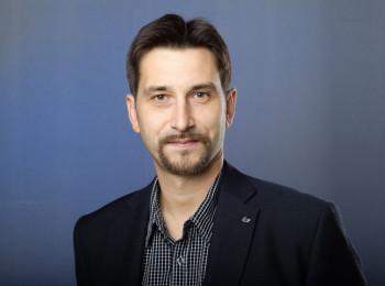Programový ředitel Českého rozhlasu Ondřej Nováček. Foto pro Český rozhlas - Khalil Baalbaki