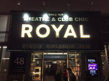 Divadlo ROYAL, autor: Martin Petera
