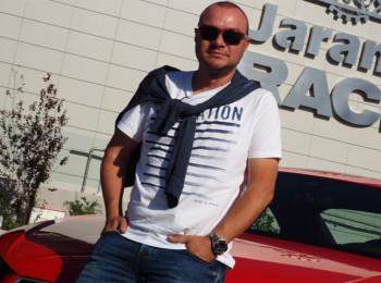 Martin Smolík. Foto: autosalon.iprima.cz