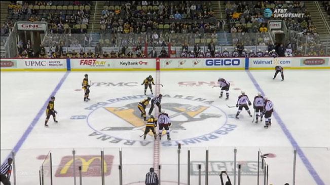 Ukázka sportovního přenosu na AFN. Screenshot z vysílání