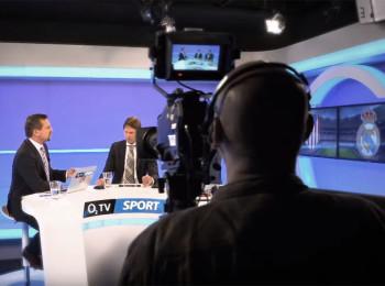 Screenshot z videoupoutávky O2 TV Sport. Ilustrační foto