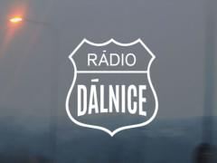 Logo Rádia Dálnice. Zdroj: www.radiodalnice.cz