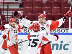 Hokejová Liga mistrů na programech Sport1 a Sport2. Ilustrační foto poskytla skupina AMC Networks International Central and Northern Europe