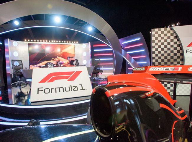 Značka Formule 1 má po 23 letech nové logo. Fotografii poskytla skupina AMC Networks International Central and Northern Europe