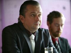 Tonda Blaník kandiduje na prezidenta. Foto: Seznam.cz