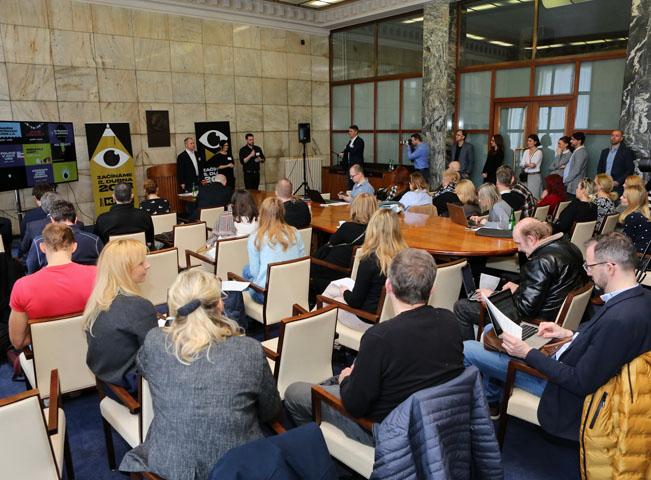 Tisková konference k představení nového programu Prima KRIMI. Foto: FTV Prima