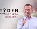 Jaromír Soukup v pořadu televize Barrandov - Týden podle Jaromíra Soukupa