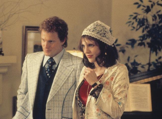 Woody Harrelson a Courtney Love v hlavních rolích filmu Lid verzus Larry Flint (1996), režie: Miloš Forman. Film uvede Nova Cinema v neděli ve 22:00. Fotografii poskytla TV Nova