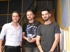 Vítězové I. kategorie Jarního REPORTu 2018, autor: Sdružení pro rozhlasovou tvorbu