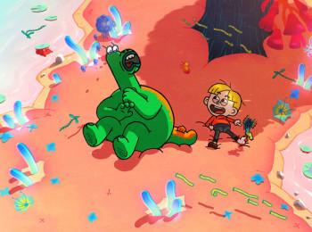 Cartoon Network v zahájí produkci seriálu Elliott from Earth. Zdroj foto: české zastoupení Cartoon Network