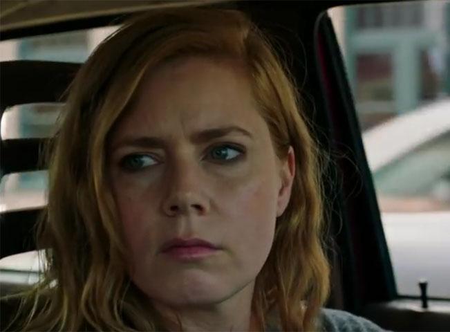 Amy Adams v nové minisérii HBO Ostré předměty (Sharp objects). Foto: screenshot z traileru