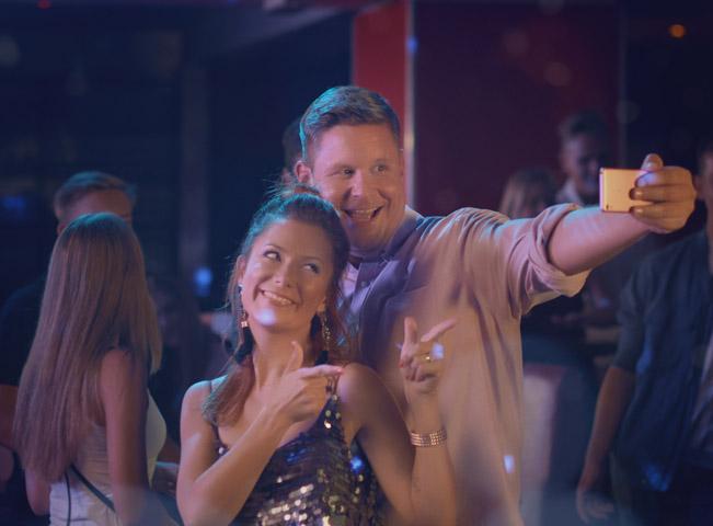 Ivana Korolová a Michal Novotný na Primě. Foto poskytla TV Prima