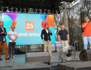 Leoš Mareš a Libor Bouček se vrací na obrazovky TV Prima v nové soutěži 1 PROTI VŠEM. Fotografii poskytla FTV Prima