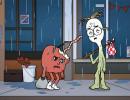 Jablko a Cibule. Obrázek poskytla agentura zastupující Cartoon Network na českém trhu