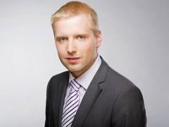 Radek Wiglasz, nový vedoucí redakce zpravodajství České televize v Ostravě. Foto: Česká televize