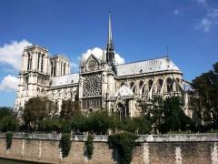 Notre Dame ve vzpomínkách. Ilustrační foto Pixabay.com