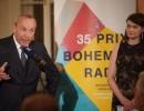 Jan Pokorný na Prix Bohemia Radio 2019