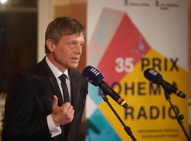 Josef Podstata na Prix Bohemia Radio 2019