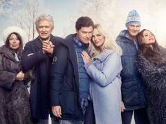 Postavy seriálu Vítejte ve Švédsku. Foto: PR zastoupení satelitní služby Skylink/M7
