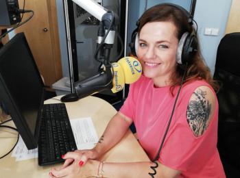 Marta Jandová. Foto: rádio Frekvence 1