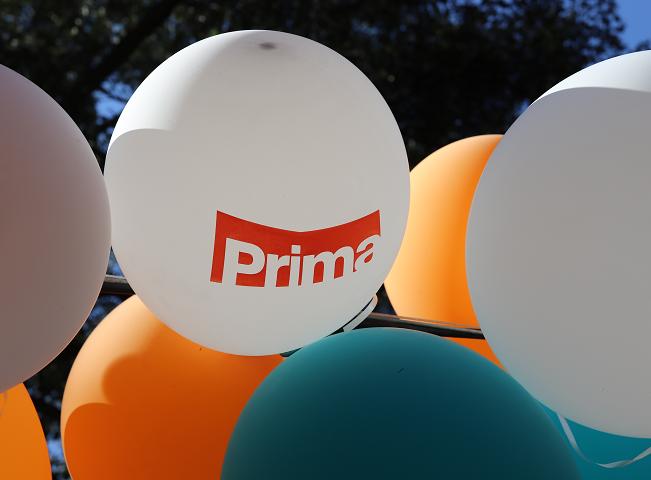 Ilustrační snímek Prima – balonky, foto: Martin Petera