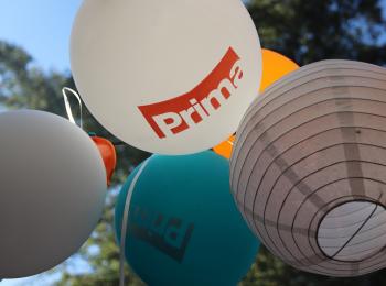 Prima balonky, ilustrační foto, autor: Martin Petera