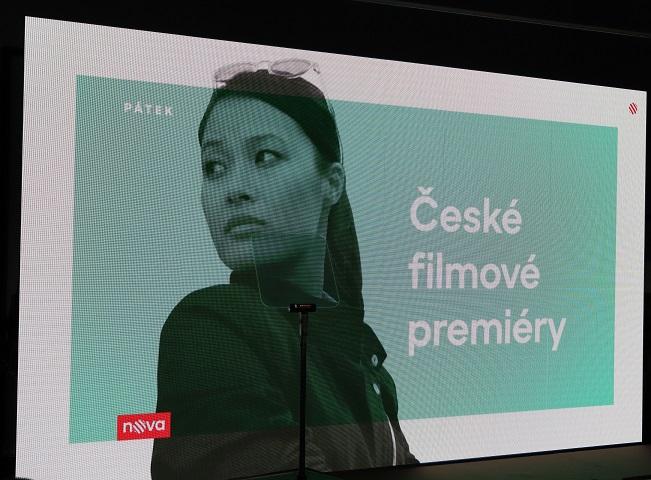 Tisková konference skupiny Nova, autor: Martin Petera