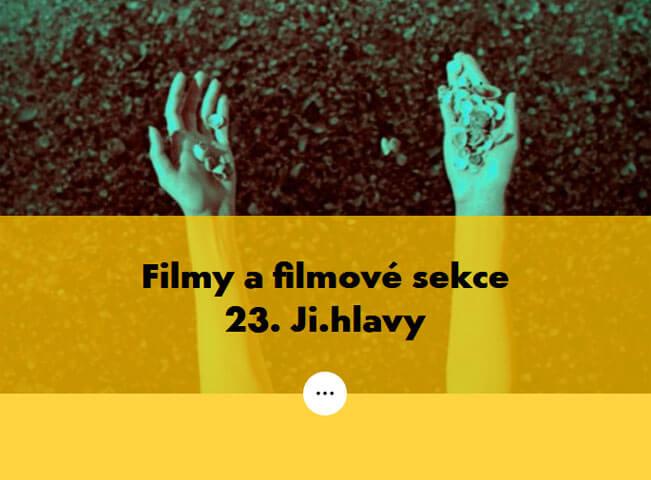 Grafika z webu festivalu MFDF Ji.hlava 2019