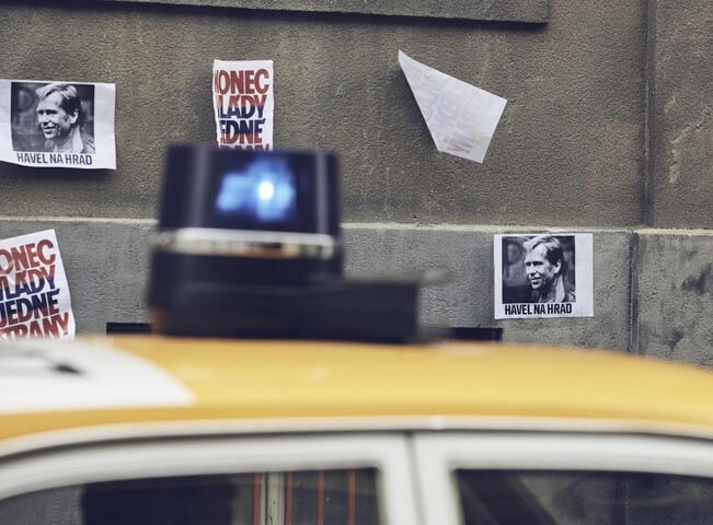 Dokument Cesta ke svobodě. Foto: archiv TV Nova