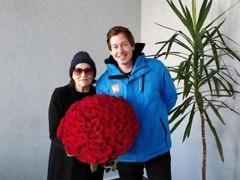 Návštěva Rádia BLANÍK u Marty Kubišové