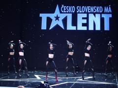 Tanečnice Citadela Mefisto. Zdroj: FTV Prima