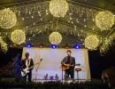 Akustické vystoupení kapely Mirai. Foto: Hitrádio CITY 93,7
