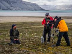 Cesti vedci vtajici Arktide